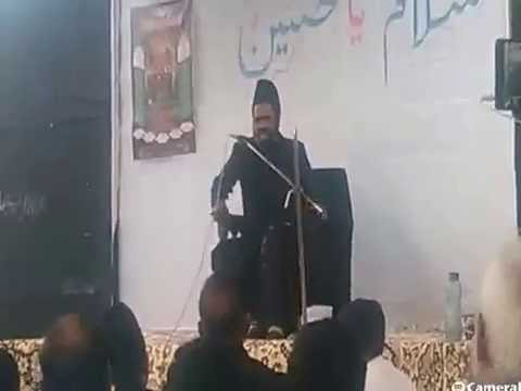 Azadari Channel's LIVE MAJALIS on 12th Moharram | جناب مولانا سید تهذیب الحسن صاحب