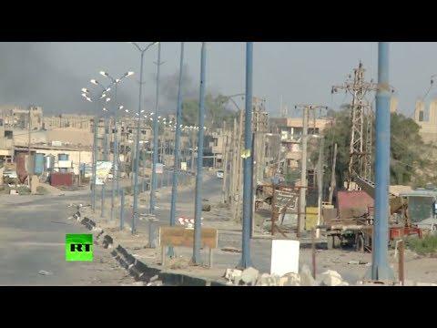 Армия Сирии завершила операцию по освобождению Аль-Маядина