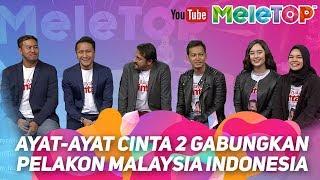 Download Lagu Ayat-Ayat Cinta 2 gabungkan pelakon Malaysia Indonesia | Bront Palarae, Nur Fazura, Fedi Nuril Gratis STAFABAND