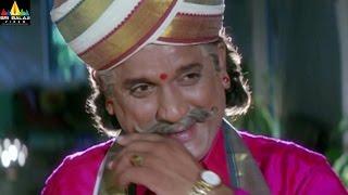 Subhakankshalu Movie Jagapathi Babu Comedy with AVS   Telugu Movie Scenes   Sri Balaji Video