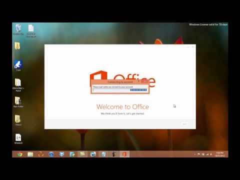 How to download microsoft office 2013