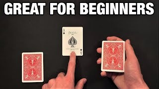 The PERFECT Beginner NO SETUP Card Trick That Will Impress Everyone!