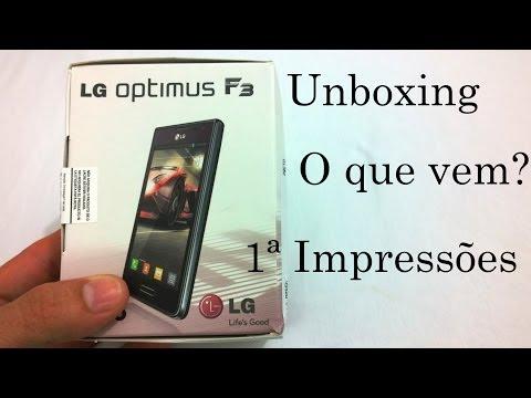 lg optimus f3 unboxing e primeiras impressões lg optimus f3