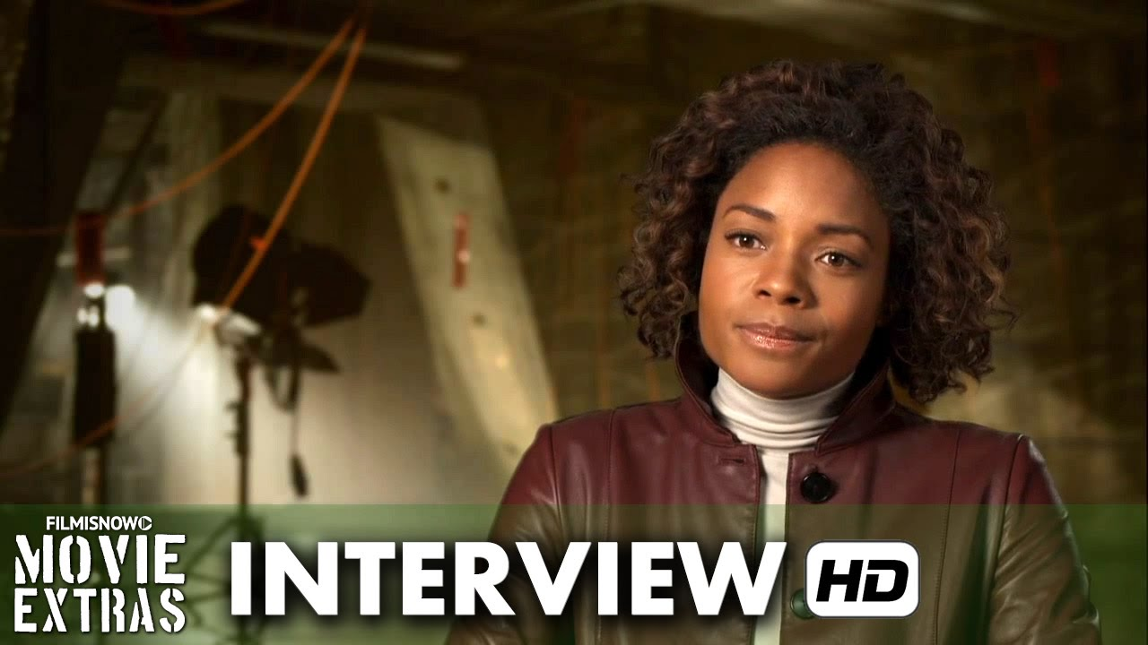Spectre (2015) Behind the Scenes Movie Interview - Naomie Harris is 'Moneypenny'