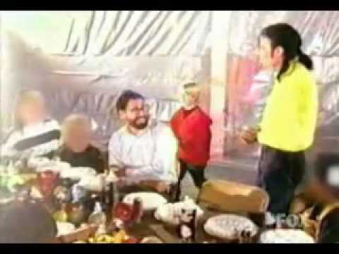 The Real Michael Jackson   Sweet Child of God   part 3