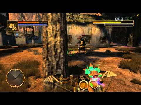 Oddworld: Stranger's Wrath HD saldrá para Nintendo Switch