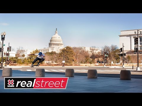 Bobby Worrest: Real Street 2018 | World of X Games
