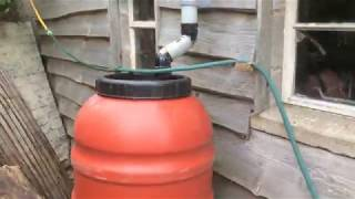 Pumping water uphill