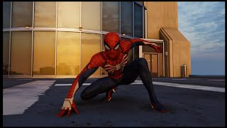 Marvels spiderman ps4 game play # 1