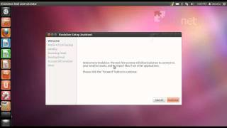 Connecting Evolution (On Ubuntu 11.10) to Exchange 2010.mp4