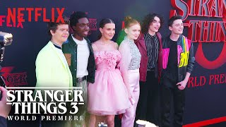 Welcome to the Stranger Things Season 3 Premiere | Netflix