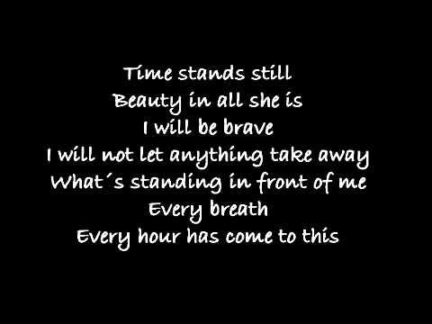 Christina Perri - A Thousand Years Official Lyrics Video