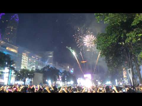 Countdown 2012 @ Central World Bangkok