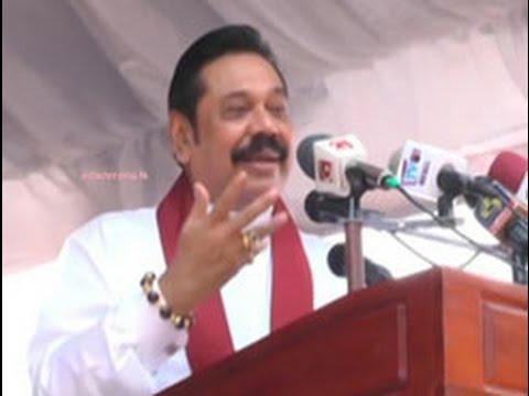 rajapaksa takes a di|eng