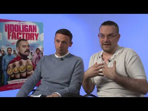 Hooligan Factory Hilarious Interview With Jason Maza & Nick Nevern video