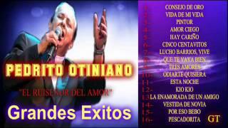 PEDRITO OTINIANO-  Grandes Exitos