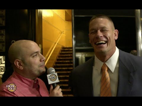 WrestleMania 29 - Rosenberg Talks to Cena, Henry, and CM Punk Goes In!