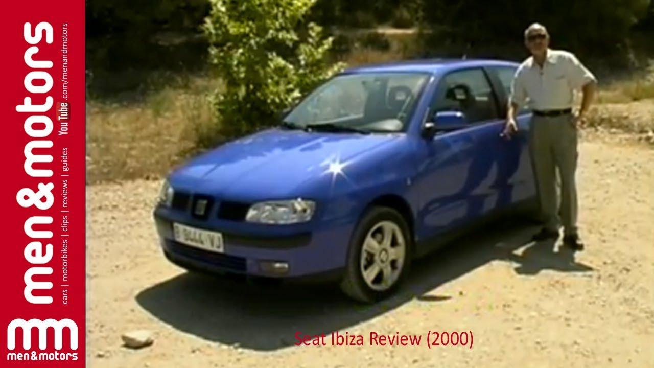 Seat ibiza review 2000 youtube for Interieur seat ibiza 2000