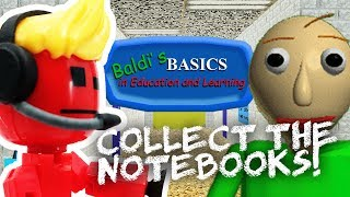 Stikbot Gaming | Baldi's Basics in Education and Learning