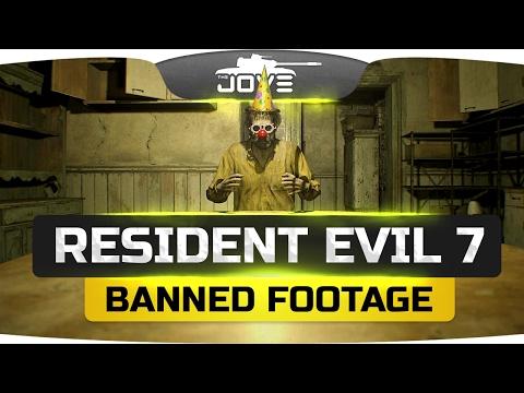 Смертельный Покер ● Resident Evil 7: Banned Footage #1.
