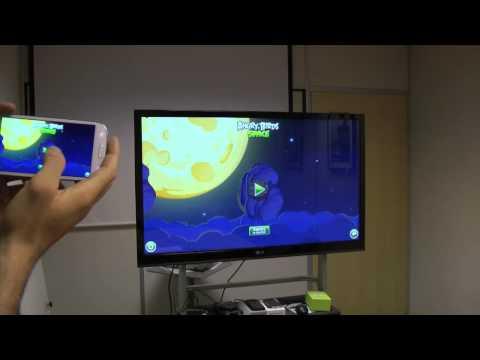 Samsung Galaxy S3 Wi-Fi Display AllShare Cast Hub - EAD-T10UDEGXEU