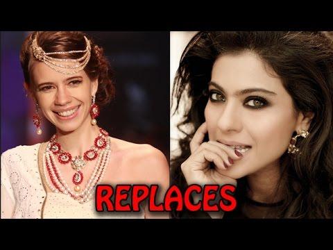 Kalki Koechlin replaces Kajol for a brand | Bollywood News