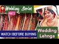 BRIDAL LEHENGA Shopping Tips | WEDDING SHOPPING TIPS 2020 | Wedding Series Part 2