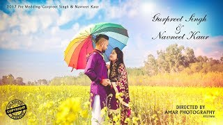 Pre-Wedding Photography Rubel + Neha | amar photography begowal | Punjab