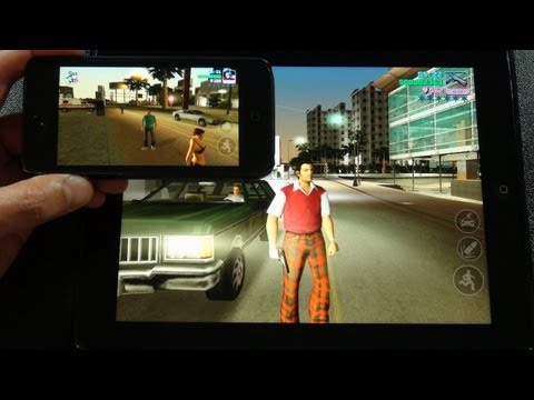 Grand Theft Auto: Vice City iPad/iPhone/iPod Touch - App Review