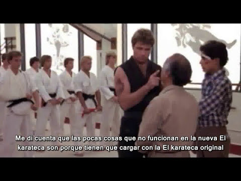 Critico de la nostalgia 154 - Old VS New: The karate kid (Sub español latino)