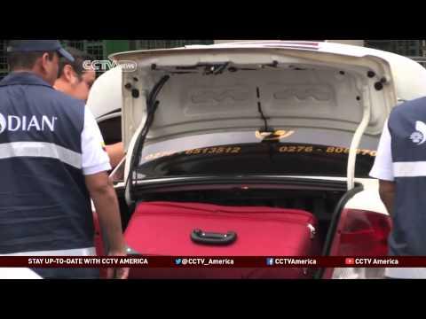 Venezuelan Goods Found on Colombian Black Market