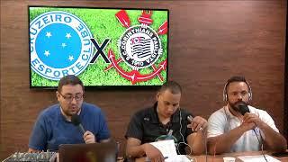 Cruzeiro 0 x 0 Corinthians - Campeonato Brasileirão 2019