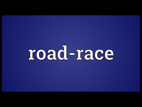 Header of road-race