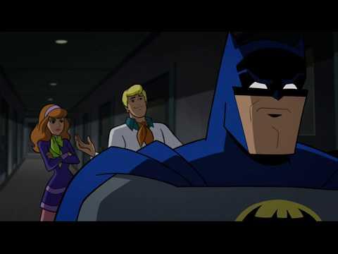 Бэтмен и команда Скуби Ду в лечебнице Аркхэм