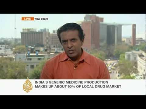 India's top court dismisses drug patent case