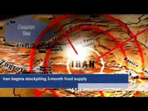 Iran begins stockpiling 3-month food supply (Second Coming Watch Update)
