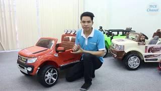Xe ô tô điện trẻ em DK-F150 | Thiên đường của bé