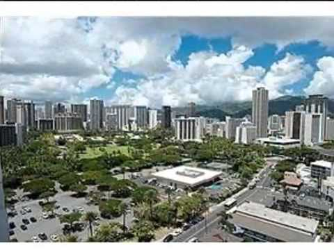 Real estate for sale in Honolulu Hawaii - MLS# 1305070