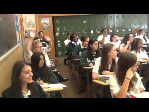 St. Agnes Academic High School YouTube Trailer - 04/05/2014