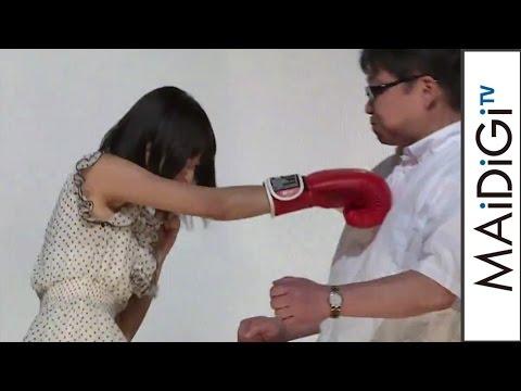 武田玲奈、吃音&ボクシング…難役演じ「勉強になった」 観客にパンチも 映... (05月22日 17:49 / 6 users)