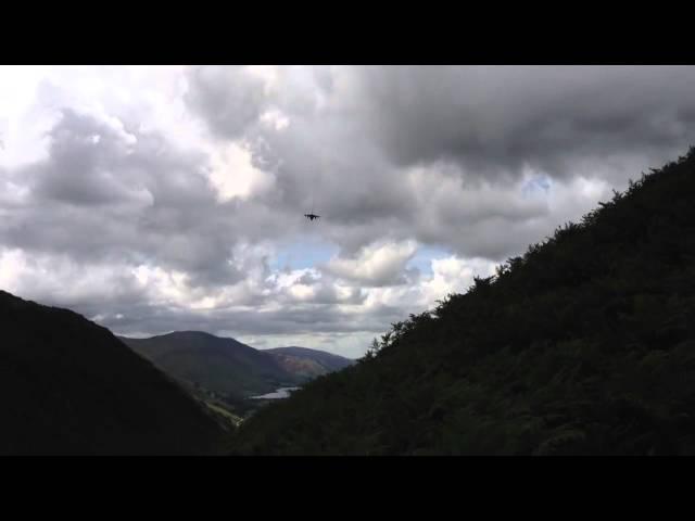 Tornado - Cad West - Wales - 09/08/2013
