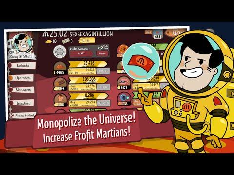 Adventure Capitalist Earth-Moon-Mars-Events Reset to Reset