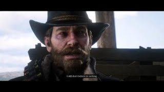 """I'm Dying, Sister"" - Arthur Morgan opens up about his condition"
