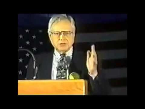 Ted Gunderson - Former FBI Chief Exposes 'Illuminati' (Graphic Content)