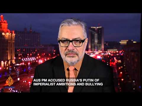G20 summit: Is Putin being frozen out?