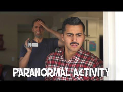 """PARANORMAL ACTIVITY"" - David Lopez Feat. Josh Darnit"