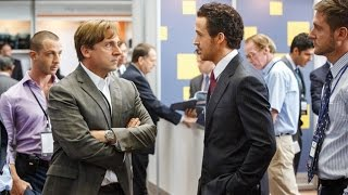 The Big Short: Watch 10 Dark and Hilarious Minutes From the Film  from IGN