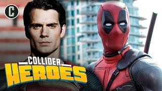 WB Having Superman Troubles? When Will We See Deadpool 3? - Heroes