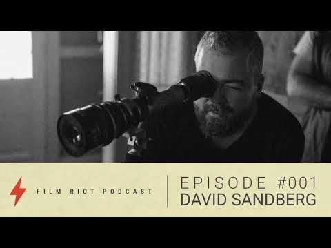 Directing Low To Big Budget Films With David F. Sandberg