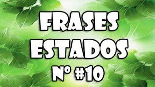 Estados Y Frases Para WhatsApp - Facebook - Twitter - Graciosas #10